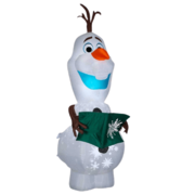 Olaf 10ft Inflatable indoor or outdoor