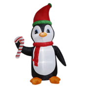 Penguin 8ft Inflatable indoor or outdoor