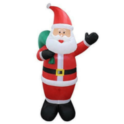 Santa 8ft Inflatable indoor or outdoor
