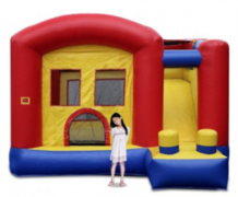 12ft Kids Bounce and Slide Combo Dry