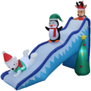 Winter Slide Inflatable indoor or outdoor