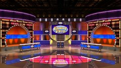Family Feud Prop Set up