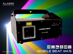 Mobile RGB 1 Watt Projection Laser