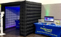 LED Social Photo Booth