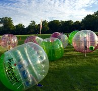 Bubble Soccer Party Package