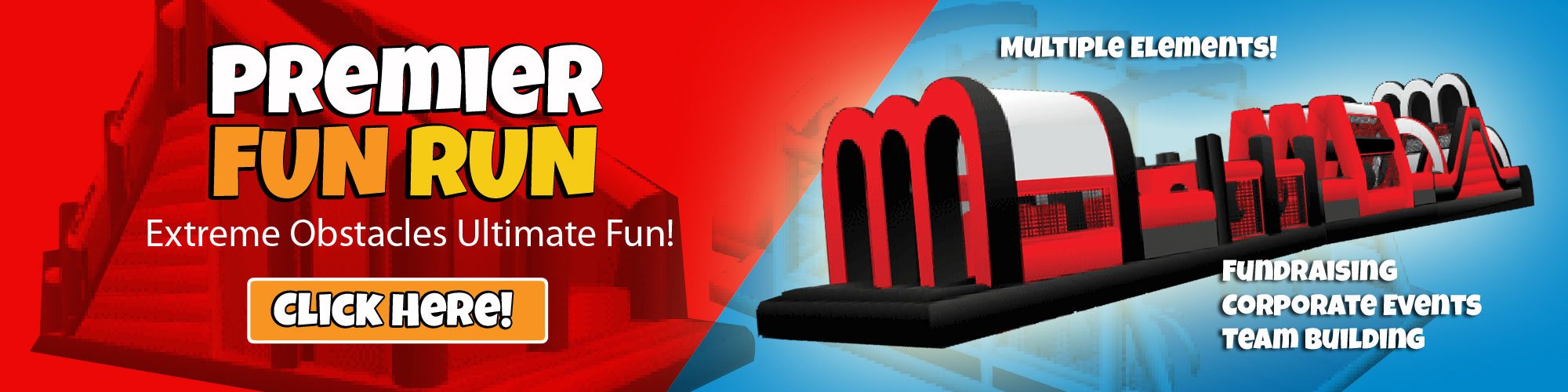 Fun Run Event Rentals