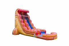 22 Ft. Blazing Tides Waterslide