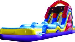 18ft. Monster Splash Slide