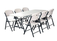 2 Tables and 12 Chairs Package