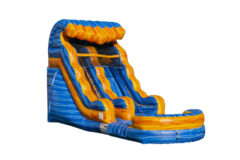 22 Ft Melting Ice Waterslide