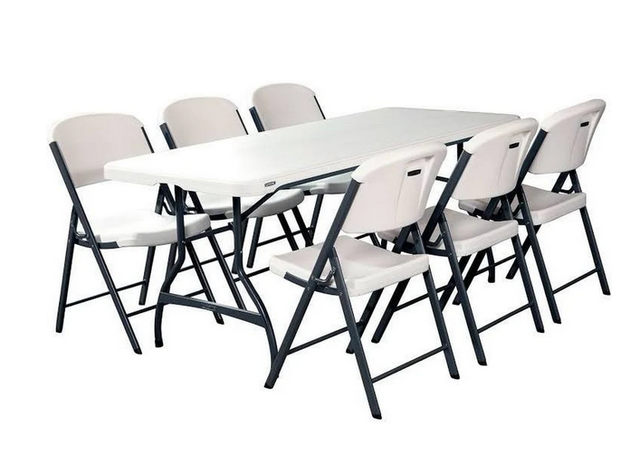 4 Tables and 24 Chairs Package