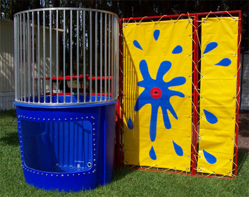 Dunk Tank Water Dunk Party Rental
