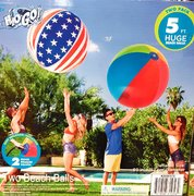 Beach Ball 5ft (2 pack)