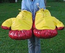 Giant Boxing Gloves - 2 pairs