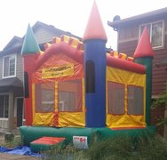 Castle Bounce House DRY