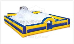 Foam Pit with Foam Machine