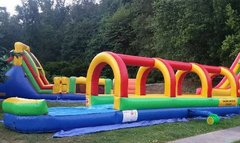 Slip & Slide 25ft long WET