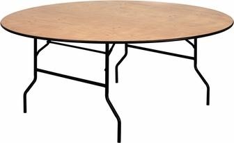 5FT Table Round - SEATS 8
