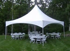 Party Starter (White Chairs/Round Tables) 40 Guest
