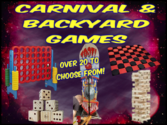 Carnival and Backyard Games