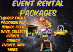 Event Rental Party Packages