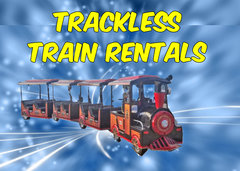 Trackless Train Rental
