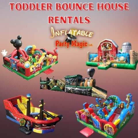 Crowley Toddler Bounce House Rentals near me