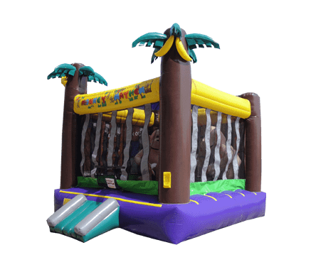 Monkey Mayhem Bouncer