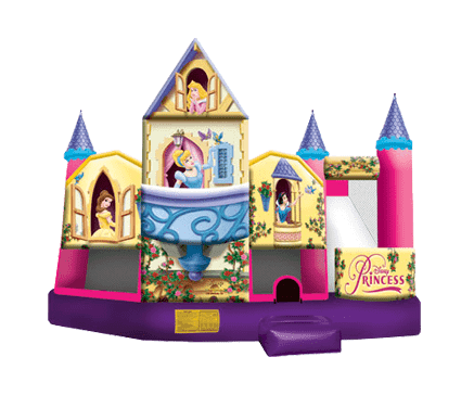 Disney Princess 3D Bounce Combo