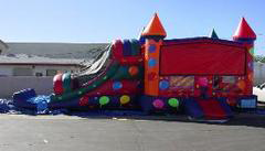 Bounce House & Slide Combo Rental Alvarado, Tx