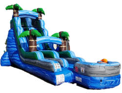 18ft.  Waterslide Rental Benbrook, Tx