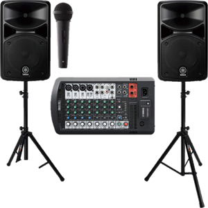 PA and Sound System Rental Texas