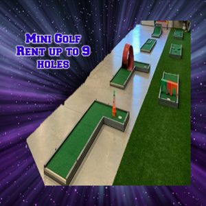 Mini Golf Rentals Fort Worth