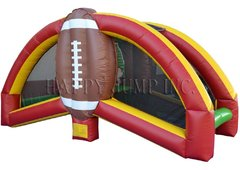 Quarterback Challenge Inflatable Carnival Game