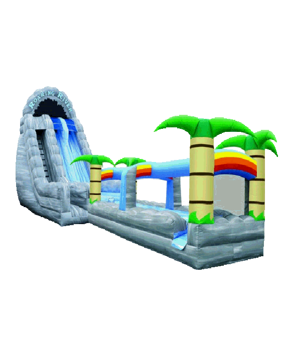 22ft. Roaring River Waterslide Rental Waxahachie, Tx