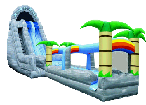 22ft. Roaring Rapids Waterslide