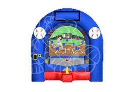 Baseball Inflatable Carnival Game