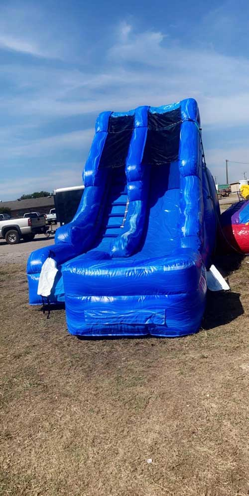 12ft. Wave Water Slide Rental DFW Texas