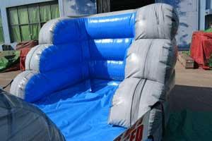 20ft. Caustic Water Slide Rental Crowley
