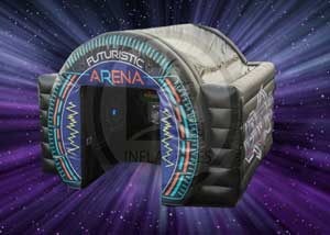 Warp Zone Futuristic Arena Rentals