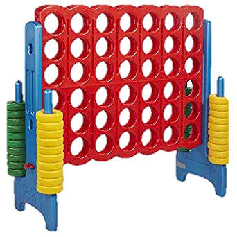 Giant Connect 4 Game Rental Event Packages