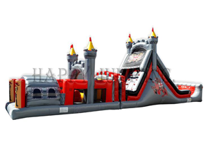 Excalibur Obstacle Course Rental
