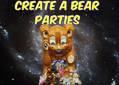 Aledo Stuff Your Own Bear Party