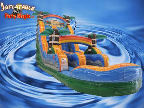 Aledo Water Slide Rentals
