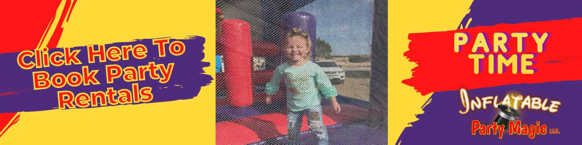 Arlington Bounce House Rentals and Water Slide Rentals Book Now