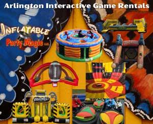 Interactive Games to rent in Arlington
