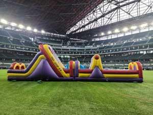 Inflatable Obstacle Course Rentals Arlington Tx