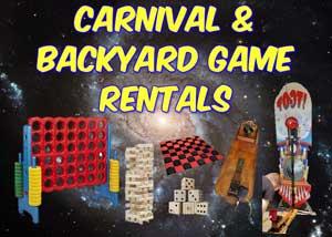 Arlington Carnival Game Rentals
