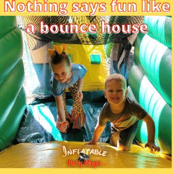 Blum Bounce House Rentals