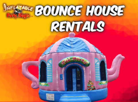 Rent a Bounce House Midlothian Party Rentals